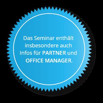 Partner und Office Manager